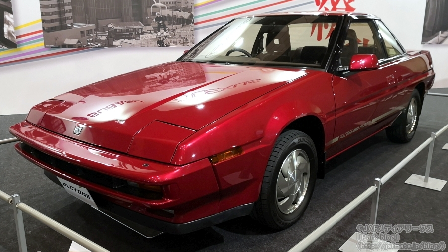 スバル アルシオーネ VX AX9型(1989年式)|subaru alcyone vx model ax9 1989 year model