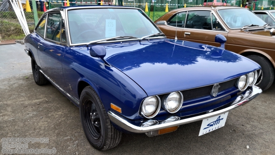 いすゞ 117クーペ PA95型 1973年式|isuzu 117coupe pa95 1973 model year
