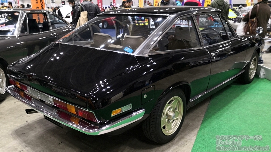 いすゞ 117クーペ PA95型 1977年式|isuzu 117coupe pa95 1977 model year