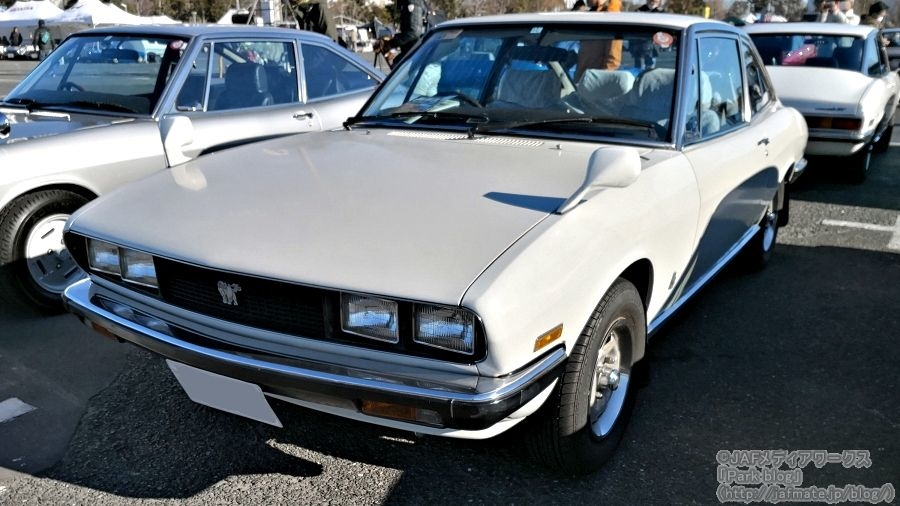 いすゞ 117クーペ PA96型 1979年式|isuzu 117coupe pa96 1979 model year