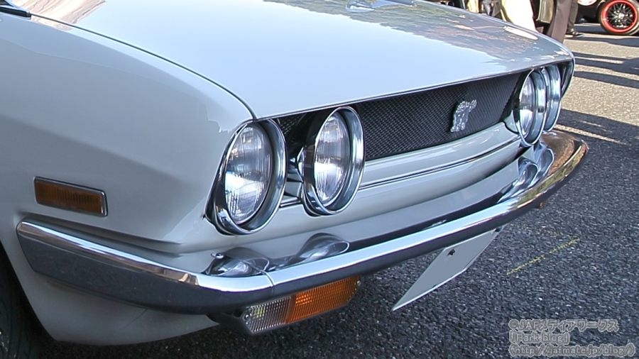 いすゞ 117クーペ PA95型 1975年式|isuzu 117coupe pa95 1975 model year
