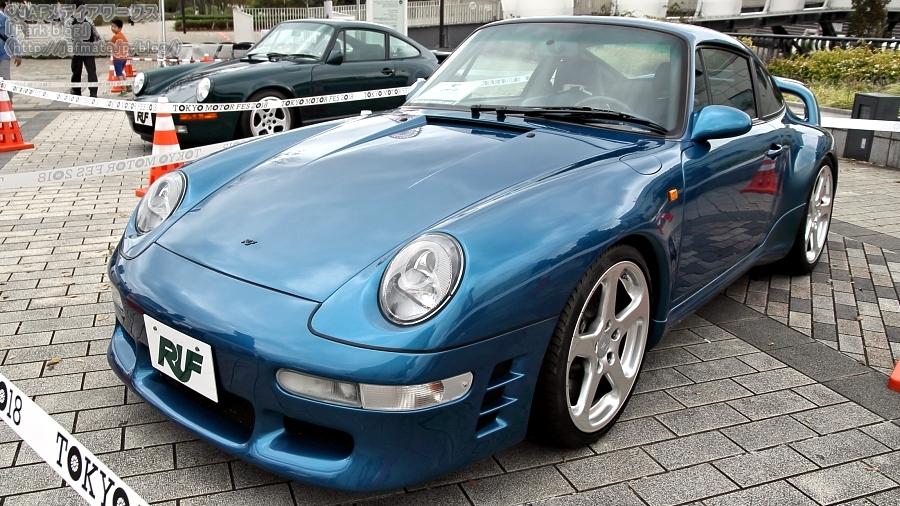 ルーフ CTR2 1997年式|ruf ctr2 1997 model year