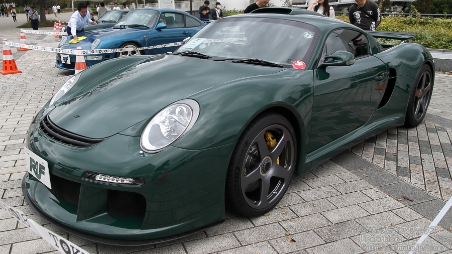ルーフ CTR3 2007年式|ruf ctr3 2007 model year