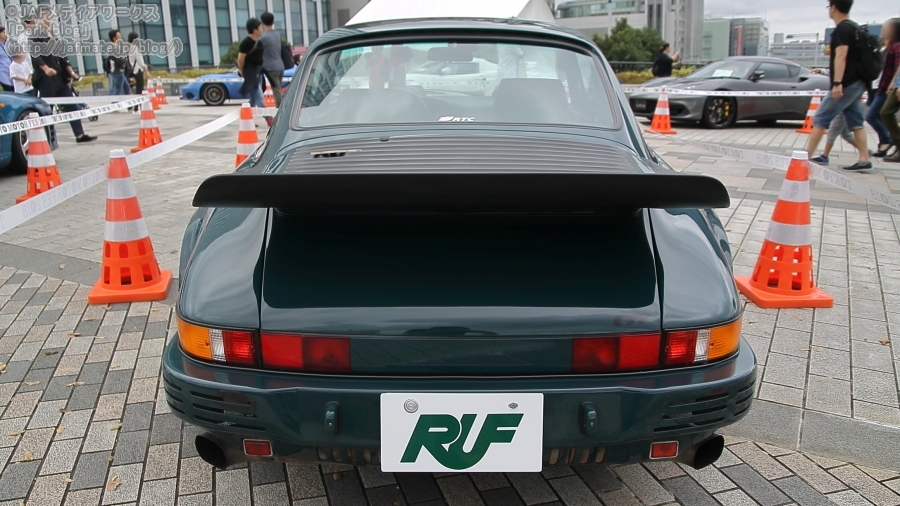 ルーフ CTR 1987年式|ruf ctr 1987 model year