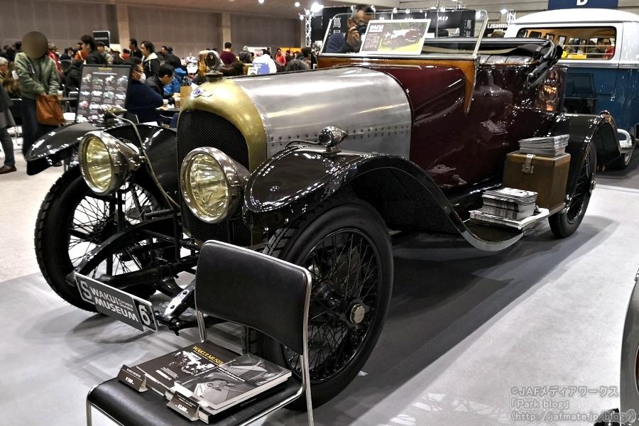 ベントレー 3リッター 1921年式|Bentley 3Litre 1921 model year