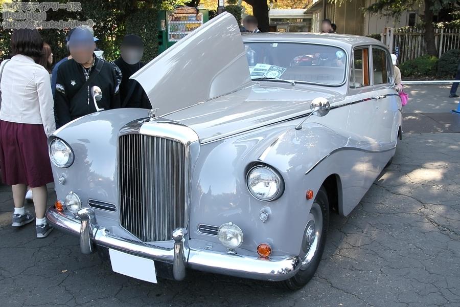 ベントレー S1 フーパー 1958年式|Bentley S1 Hooper 1958 model year