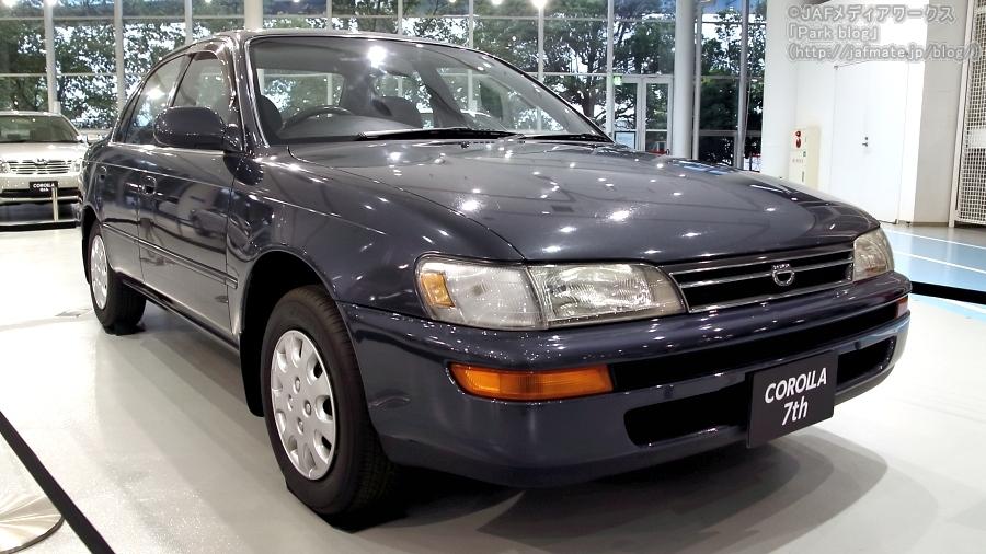 トヨタ カローラ SE-L AE100型 1991年式|Toyota Corolla SE-L AE100 Type 1991 Model year