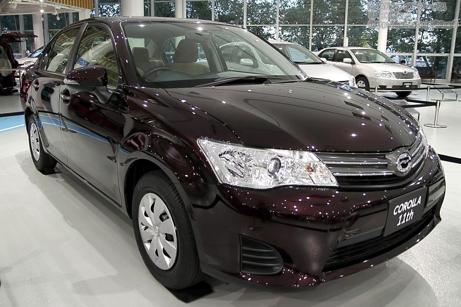 トヨタ カローラ NRE160型 2012年式|Toyota Corolla nre160 Type 2012 Model year