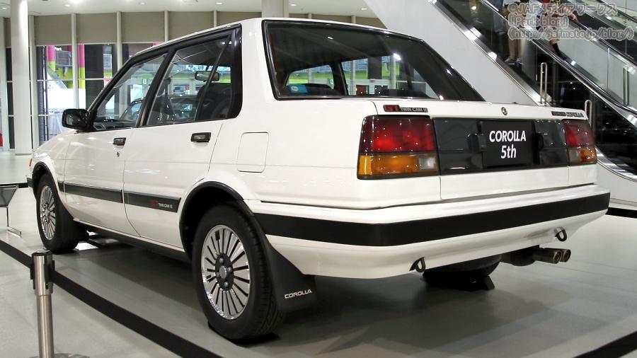トヨタ カローラセダン AE82型 1984年式 Toyota Corolla Sedan AE82 Type 1984 Model year