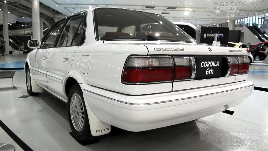 トヨタ カローラ AE91型 1990年式 Toyota Corolla AE91 Type 1990 Model year