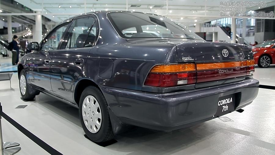 トヨタ カローラ SE-L AE100型 1991年式 Toyota Corolla SE-L AE100 Type 1991 Model year