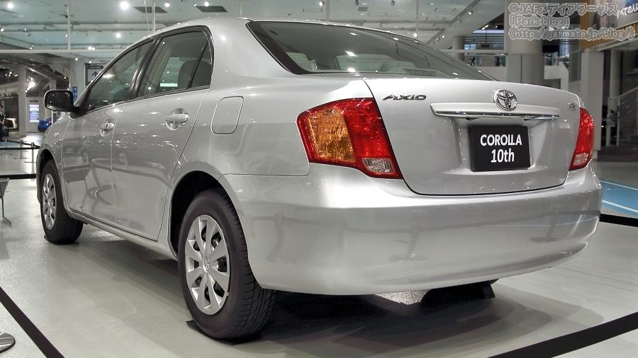トヨタ カローラ アクシオ NZE141型 2007年式|Toyota Corolla Axio nze141 Type 2007 Model yaer