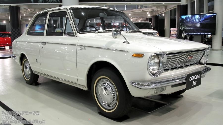 トヨタ カローラ デラックス KE10D型 1966年式|Toyota Corolla Deluxe KE10D Type 1966 Model Year