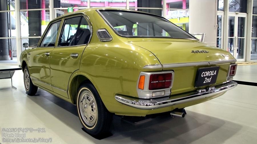 トヨタ カローラ 2代目 TE20型 1970年式|Toyota Corolla 2nd TE20 Type 1970 Model year