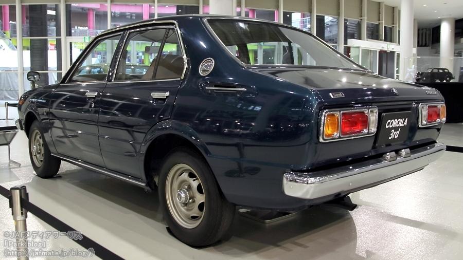 トヨタ カローラ 3代目 TE30型 1974年式|Toyota Corolla 3rd TE30 Type 1974 Model year