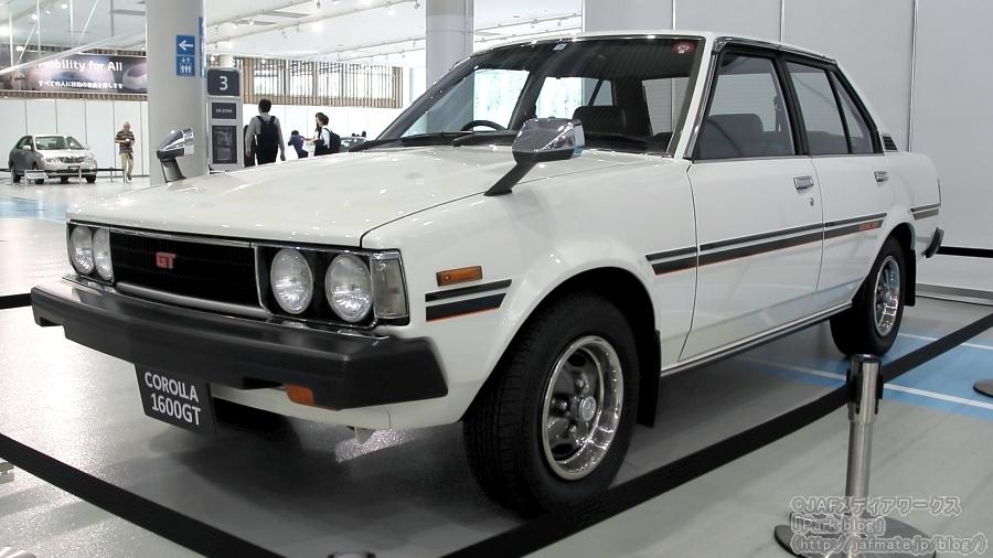 トヨタ カローラ 1600GT 4代目 TE71型 1980年式|Toyota Corolla 4th TE71 Type 1980 Model year