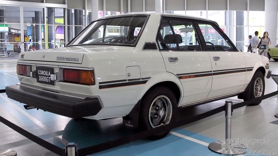 トヨタ カローラ 1600GT 4代目 TE71型 1980年式 Toyota Corolla 4th TE71 Type 1980 Model year