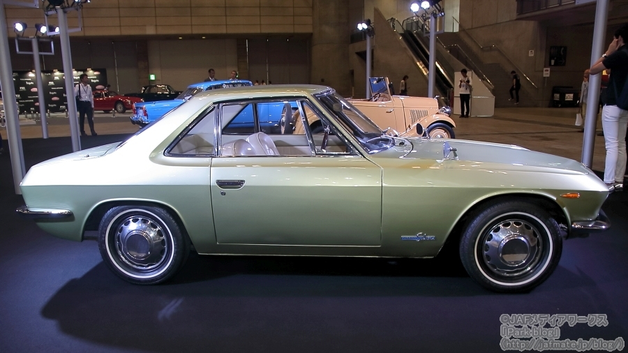 日産 シルビア(初代) CSP311型 1965年式|Nissan Silvia 1st CSP311 Type 1965 Model year