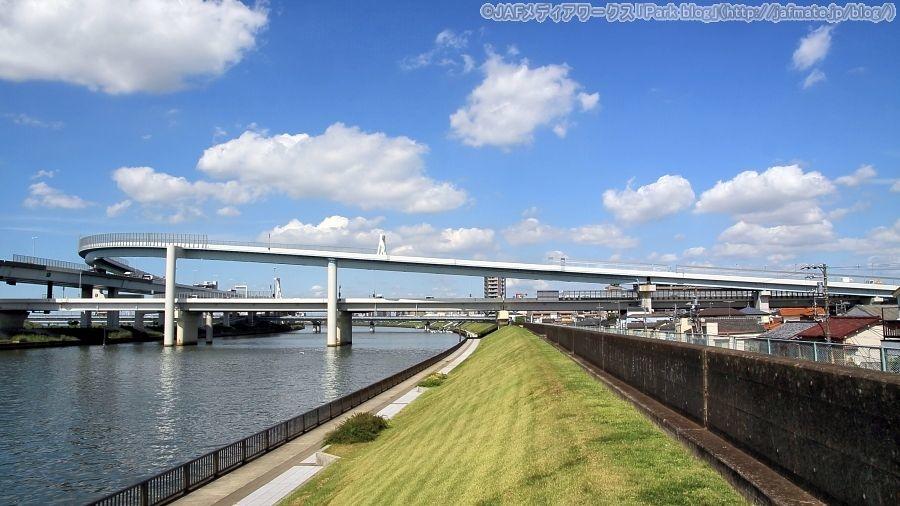 首都高・小松川JCT Shutoko Komatsugawa JCT