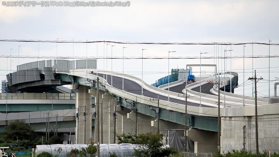 首都高神奈川7号横浜北西線・青葉JCT手前|Syutoko Knagawa 7th Yokohama Hokusei Line Aoba JCT