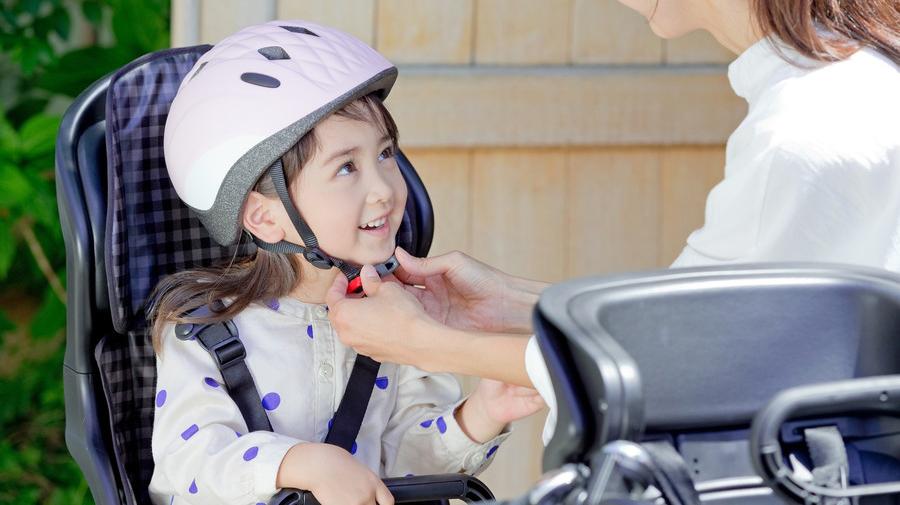 自転車ヘルメットの着用義務