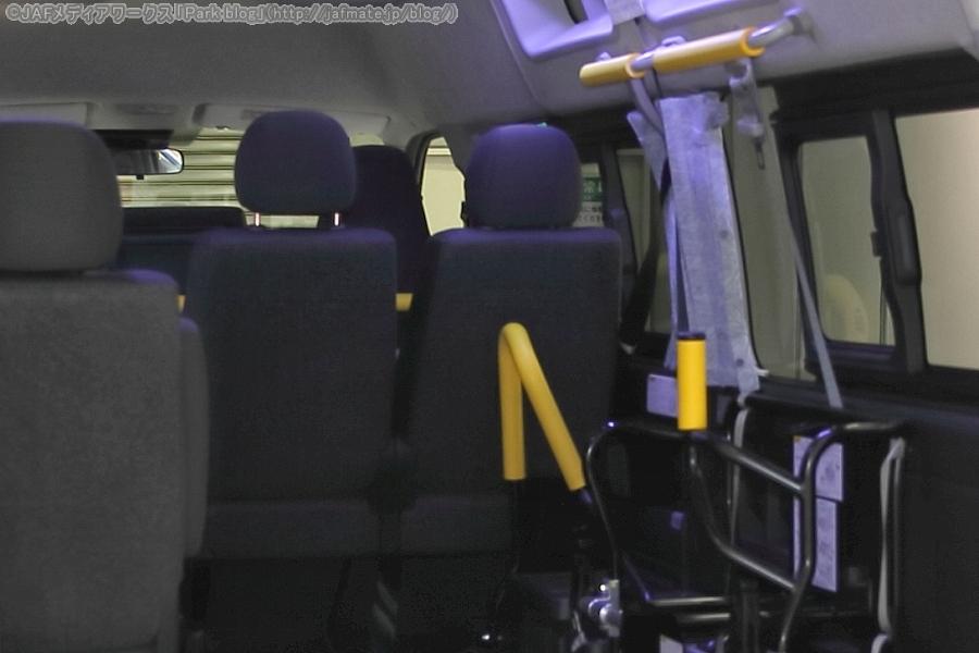 トヨタ ハイエース 車いす仕様車 ロング・標準ボディ Bタイプ