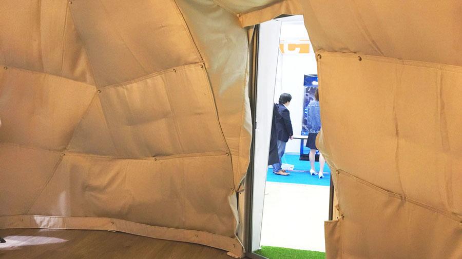 Dulax ドームテント model5