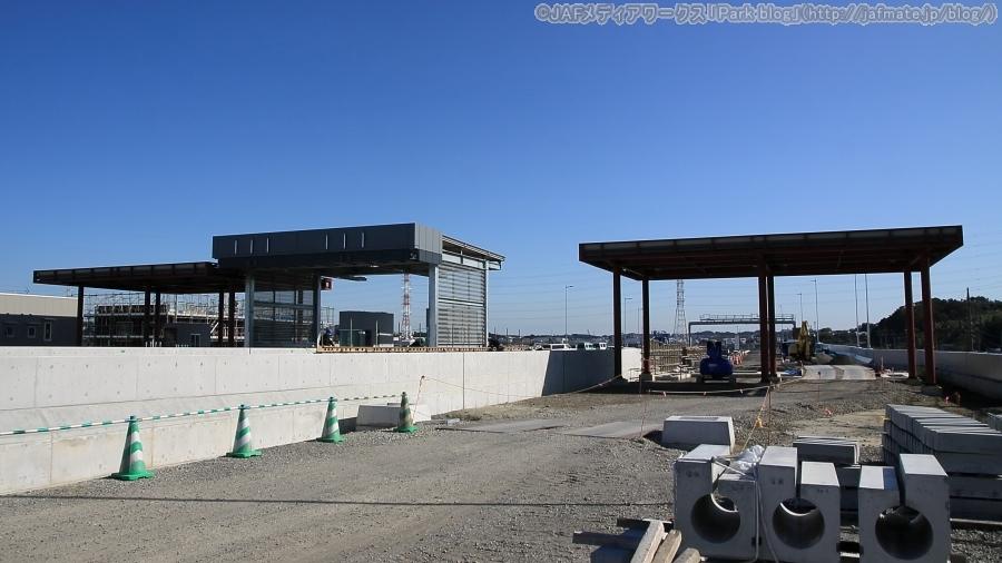 首都高・神奈川7号横浜北西線・横浜青葉本線料金所|Syutoko Kanagawa No.7 Yokohama Hokusei Line Yokohama-aoba Gate