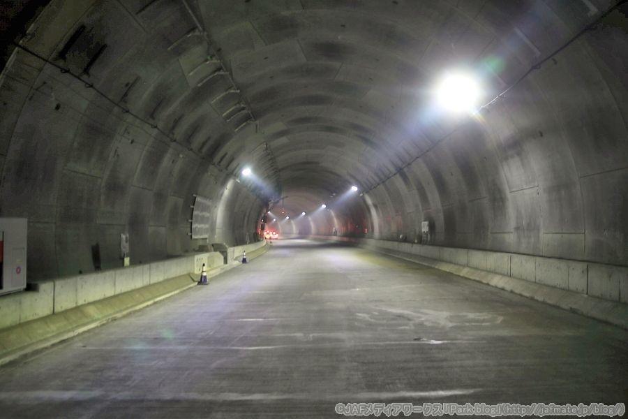 首都高・神奈川7号横浜北西線・北八朔地区トンネル(地下)区間