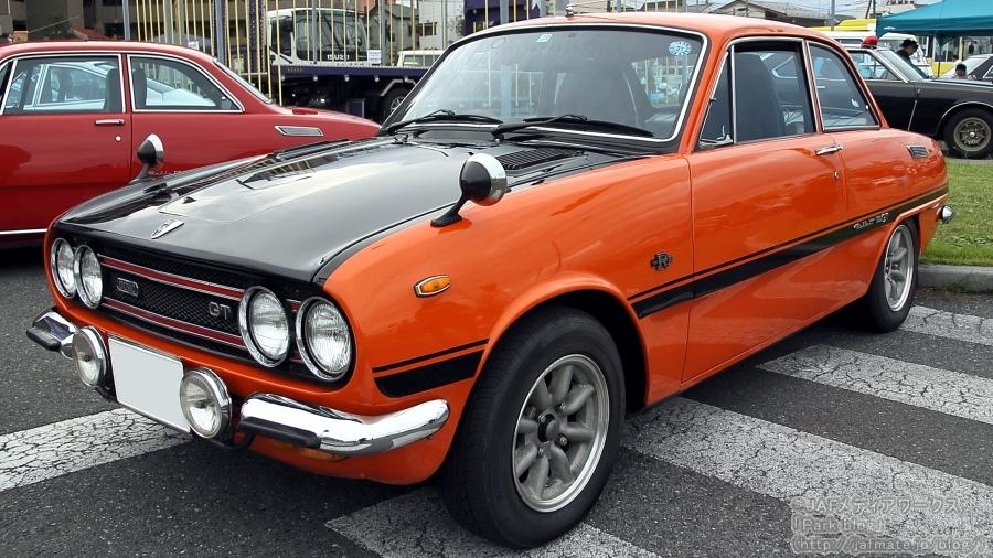 いすゞ ベレット 1600 GT Type R 1970年式|Isuzu Bellett 1600 GT Type R 1970 model year