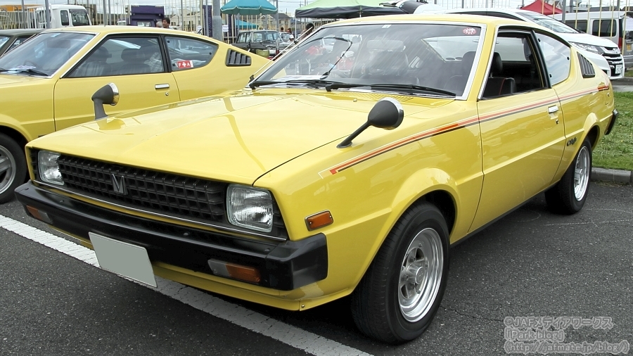 三菱 ランサー セレステ 1978年|Mitsubisi Lancer Celete 1978 model year