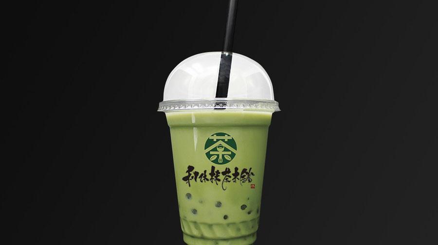 利休抹茶本舗/もっちもち抹茶タピオカ(500円)