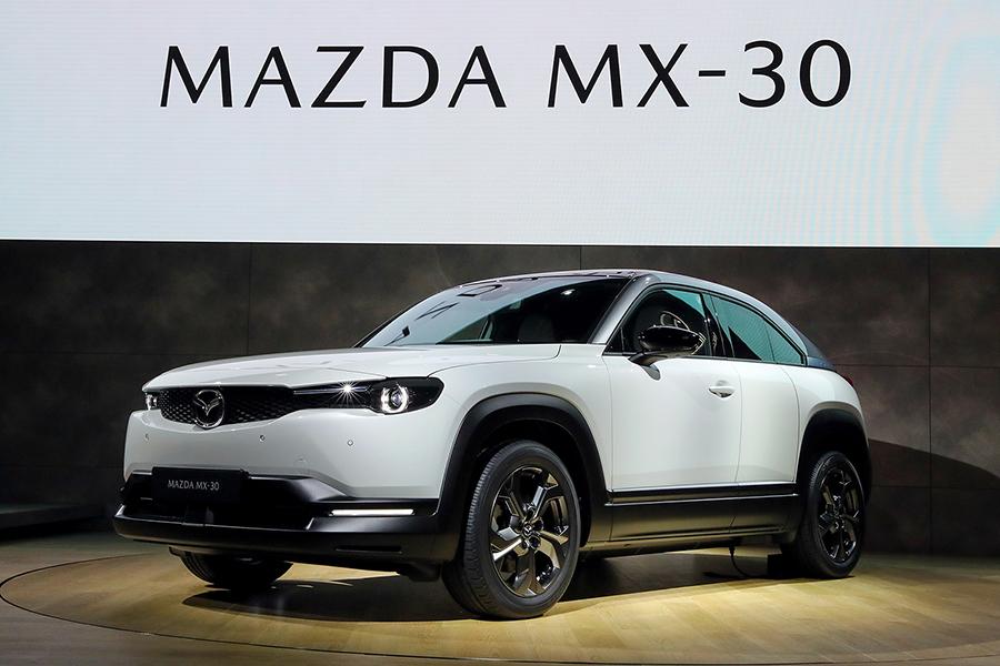 マツダ MX-30|Mazda MX-30