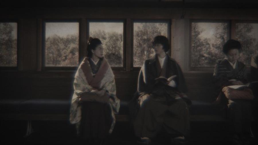 相鉄|JR|直通運転|記念ムービー|100 YEARS TRAIN|大正時代|二階堂ふみ|染谷将太