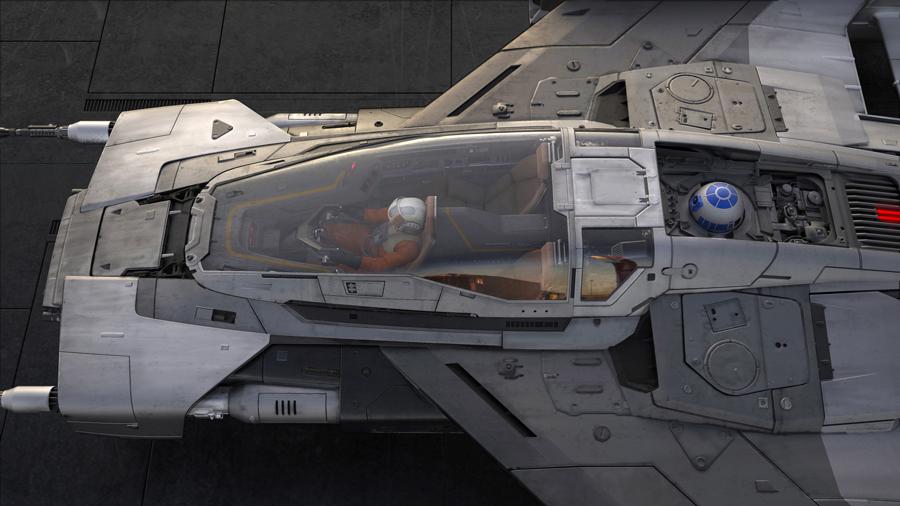 ハンソロ 宇宙 船