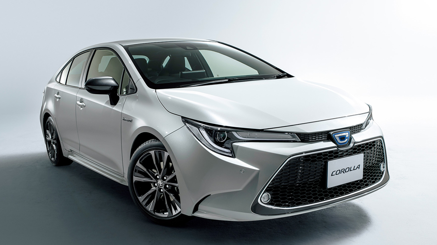 燃費ランキング|2019|WLTCモード|低燃費|カローラ