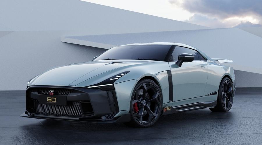 画像11。日産が東京オートサロン2020に出展する1億円超えのスーパーカー「Nissan GT-R50 by Italdesign」市販モデル。