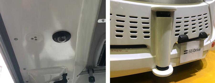 自動運転バス|自律走行|茨城県境町|実用化|NAVYA ARMA|車内360°カメラと2DLiDAR
