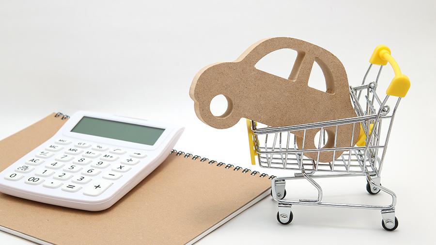 クルマ購入のイメージ写真