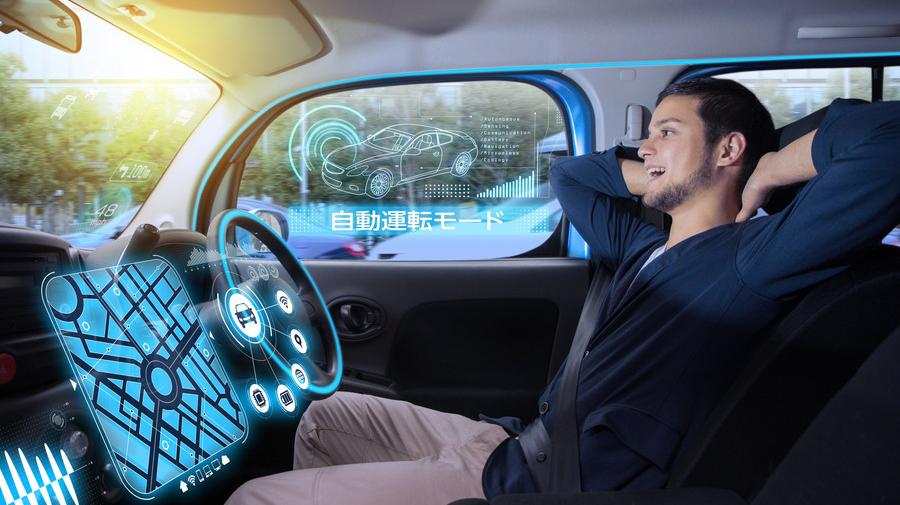 完全自動運転車で何がしたい? 積極層・消極層の価値観の違いに注目。