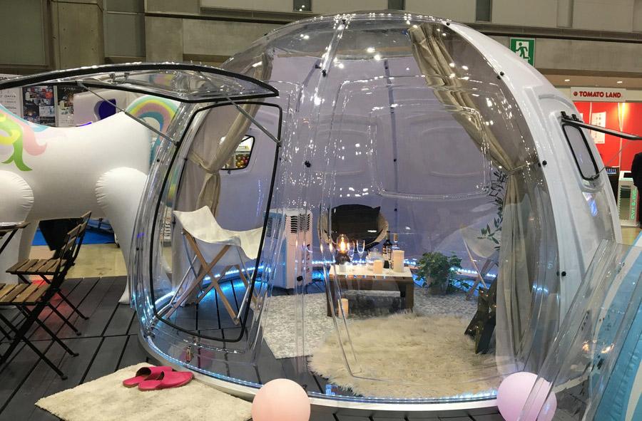 Sky Capsule Dome/あそびネーション株式会社