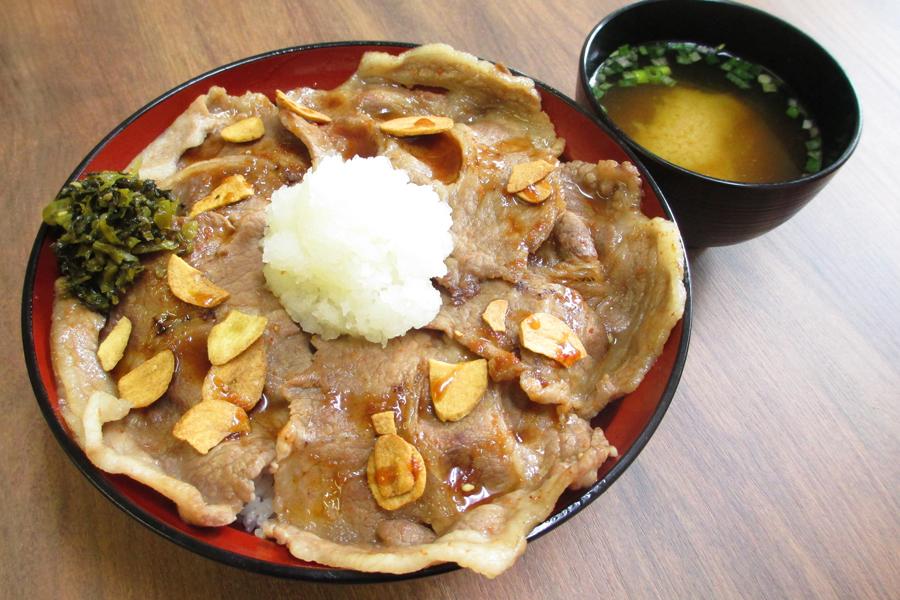 東北道・安積PA(下)|フードコート|福島豚丼