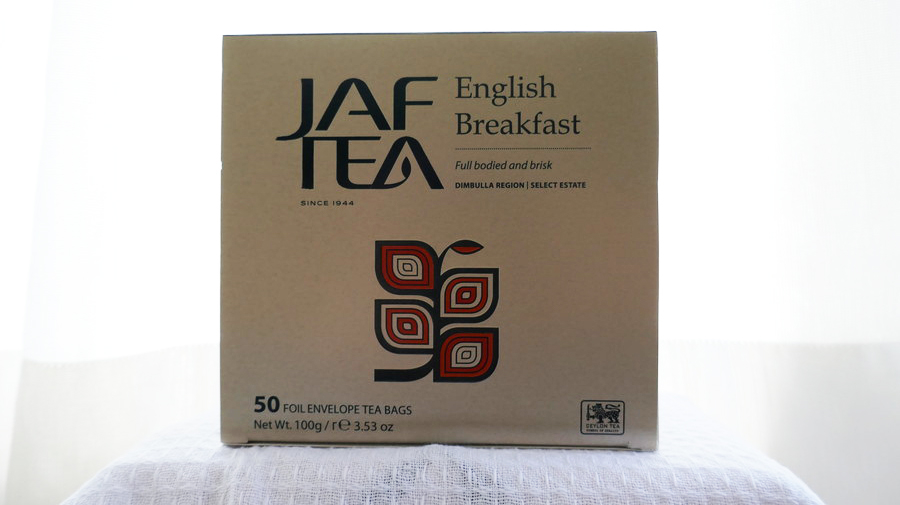 スリランカの老舗紅茶メーカー「JAF TEA」