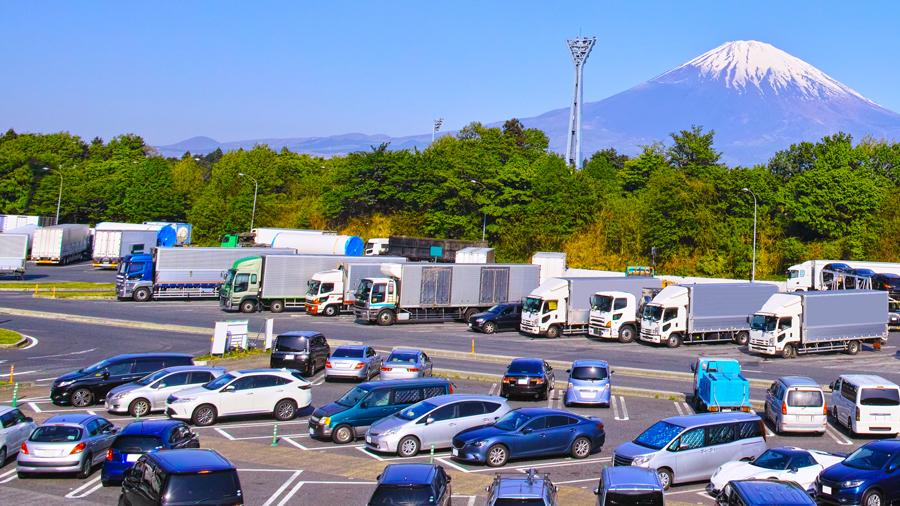 高速道路 GW 休日割引 料金 適応除外 コロナ 高速道路のサービスエリア駐車場