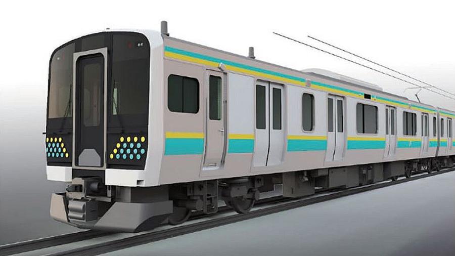 JR東日本 新型車両 E131系 内房線、外房線、鹿島線に2021年春ごろ導入