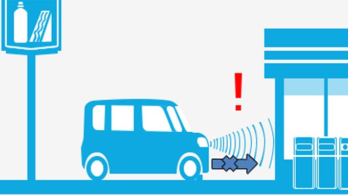 後付け|ペダル踏み間違い|急発進等抑制装置|国交省|つくつく防止のイメージ画像