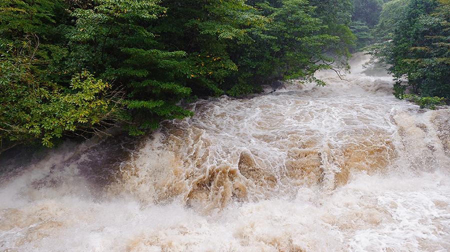 洪水・土砂災害のイメージ写真