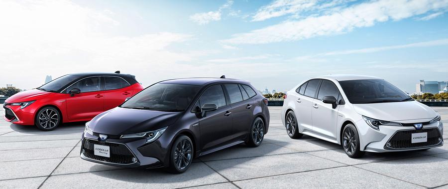 2020年上期|新車販売台数|ランキング|車名別|トヨタ・カローラ