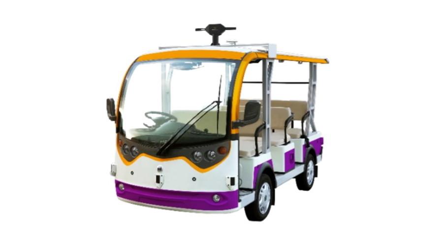 自律走行低速電動カートを使って、HICity内のイノベーションコリドーを往復する実証事件も実施予定