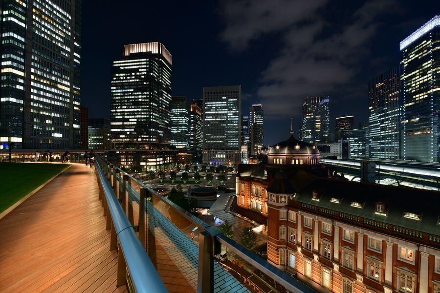 東京都千代田区/屋上庭園「KITTEガーデン」 くるくら